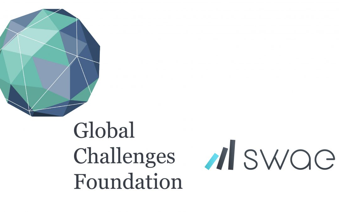 Swae, A New Model for Global Governance & The New Shape Prize