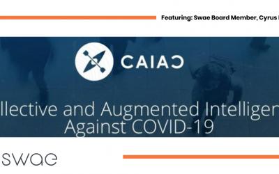 Using Augmented Intelligence to Address COVID-19